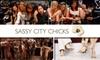 Sassy City Chicks - Chelsea: $5 for VIP Admission to Sassy City Chicks Fashion Bash