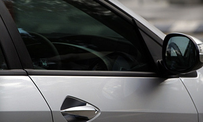 SunShades Glass Tinting - Cumming: Front Two Side Window or Full-Car Window Tinting at SunShades Glass Tinting in Alpharetta (Up to 61% Off)