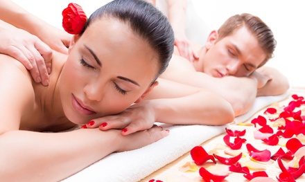 $73 for a Therapeutic Couples Massage at Luxurious Essentials ($140 Value)