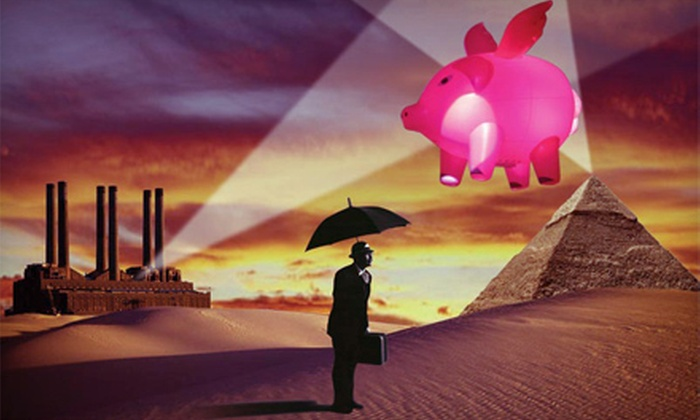 The Pink Floyd Experience - Central Business District: One Ticket to See The Pink Floyd Experience at the Louisville Palace Theater on March 17 at 8 p.m. (Up to $47 Value)