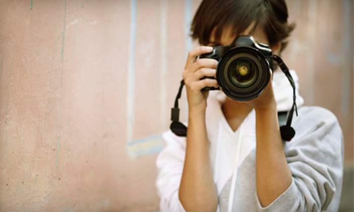 Inspired Photography - Central Business District: $29 for a Half-Day Beginner's Photography Workshop at Inspired Photography ($132.50 Value)