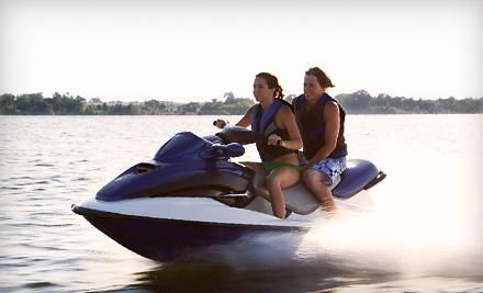 90-Minute Waverunner Rental (a $164 value) - Ride a Wave in Boca Raton