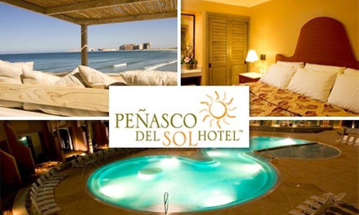 Hotel Peñasco Del Sol Mexico Phoenix 130 For A Two Night Stay At