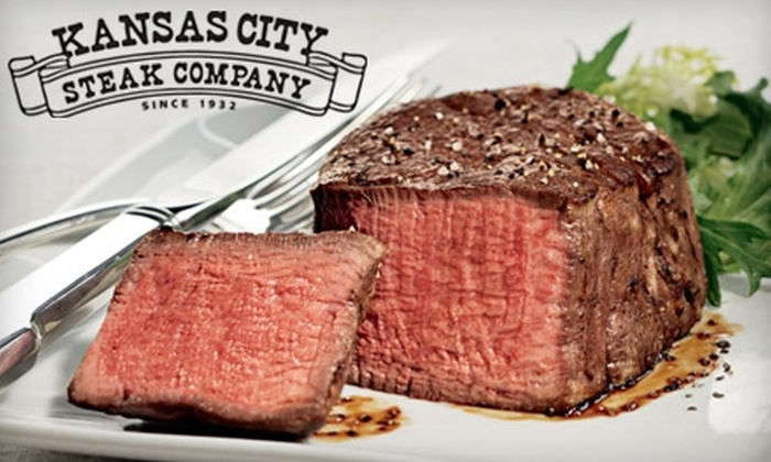 Kansas City Steak Company: $25 for $50 Worth of Steaks and More Plus Free Shipping from Kansas City Steak Company ($54.95 Value)
