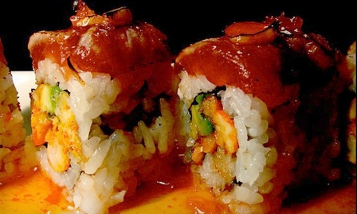 Sekisui Sushi Bistro - Tower Grove South: $15 for $30 Worth of Sushi and Drinks at Sekisui Sushi Bistro