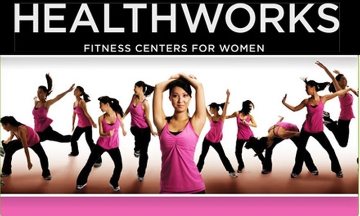 Healthworks Fitness Centers - Boston: $24 for 24 Day Passes With Access to Drop-In Classes at Healthworks Fitness Centers for Women