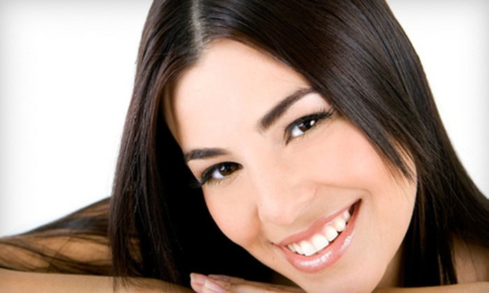 Dominion Dental Spa - Dominion: $85 for a One-Hour In-Office Opalescence Boost Teeth-Whitening Treatment at Dominion Dental Spa ($400 Value)