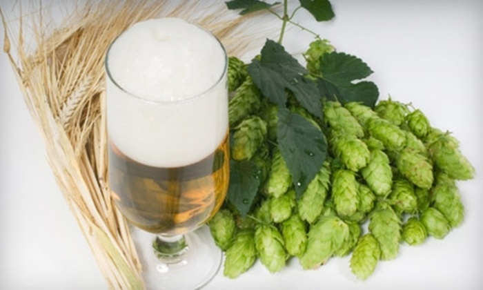 Hop City Craft Beer and Wine - Marietta Street Artery: $10 for a Beer-Making Class for Two at Hop City Craft Beer and Wine ($20 Value)