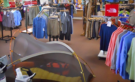 $30 Groupon to Brasingtons Adventure Outfitters - Brasingtons Adventure Outfitters in Gainesville