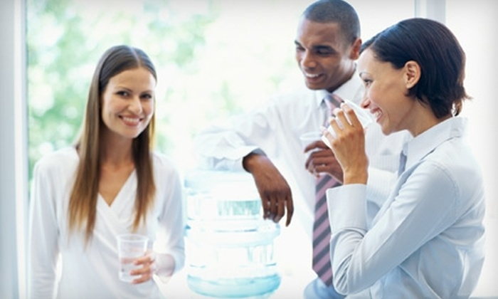 Lipsey Mountain Spring Water - Norcross: $30 for Delivery of 5-Gallon Water Bottles and One-Month Rental of Dispenser from Lipsey Mountain Spring Water ($62 Value)