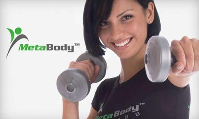 MetaBody - Multiple Locations: $30 for 30-Class Pass to MetaBody ($350 Value)