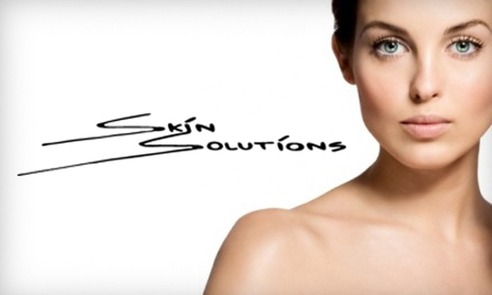 Skin Solutions - Fort Wayne: $35 for a Signature Spa Facial or a Hot Stone Massage at Skin Solutions