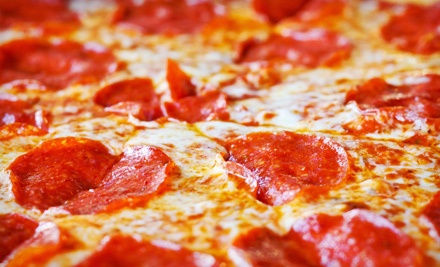 One or Two Large One-Topping Pizzas with Wings and Soda at Gatti's Pizza (Up to 51% Off)