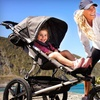 56% Off One Month of Mom-and-Baby Fitness Classes