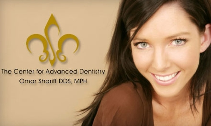 The Center for Advanced Dentistry - Prospect: $149 for a One-Hour Teeth-Whitening Treatment and Take-Home Kit at The Center for Advanced Dentistry ($499 Value)