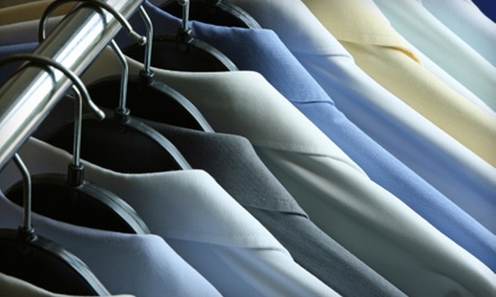 Sac Green Cleaners - Valley Hi / North Laguna: $20 for $40 Worth of Dry-Cleaning Services from Sac Green Cleaners