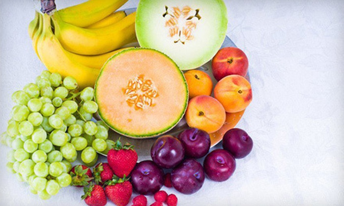 Brewers Organics - Juneau Town: $25 for a Small Box of Organic Produce with Registration Fee from Brewers Organics ($52 Value)