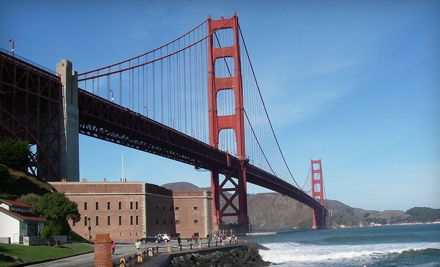 2 Tickets for a 3.5-Hour San Francisco Minibus Tour (a $110 value) - City by the Bay Tours in San Francisco