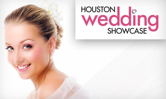 Houston Wedding Showcase - Downtown: $5 General Admission Ticket to Houston Wedding Showcase on February 27, 2010 (Up to $10 Value)