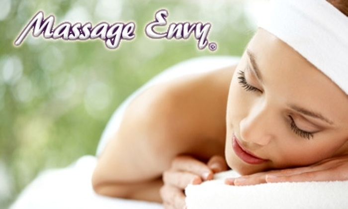 Massage Envy Charlotte - Multiple Locations: $49 for a 90-Minute Massage at Massage Envy