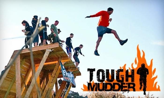 Tough Mudder - Bastrop: $95 for One Entry to Tough Mudder's Austin Event