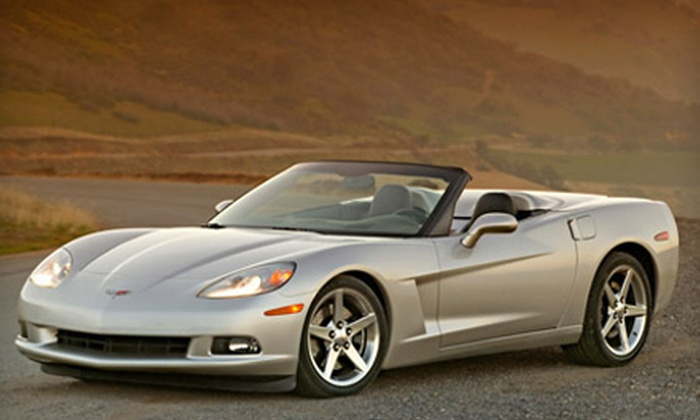 Auto Exotic Rental - Westside: $179 for a 24-Hour Luxury Car or SUV Rental at Auto Exotic Rental (Up to $399 Value)