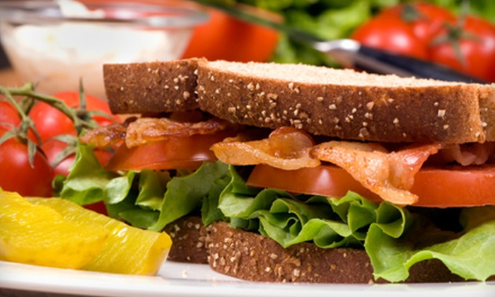 J and J Cafe - Albany / Capital Region: $10 for $20 Worth of American Fare at J and J Café in Grafton