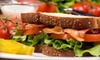 J and J Cafe - OOB - Grafton: $10 for $20 Worth of American Fare at J and J Café in Grafton