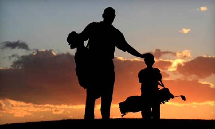 Grande Dunes Resort Golf Academy - Myrtle Beach: $189 for 10 Group-Lesson Clinics and 10 Sets of Unlimited Range Balls at Grande Dunes Resort Golf Academy in Myrtle Beach