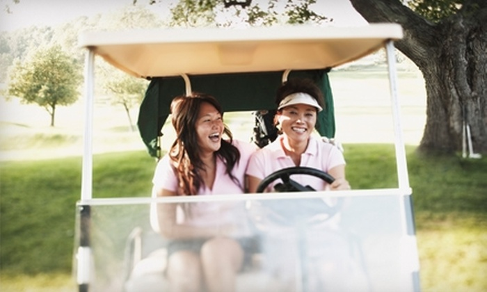 Jeffersonville Elks Country Club - Jeffersonville: $59 for a Round of Golf for Two and Cart Rental at Jeffersonville Elks Country Club (Up to $120.30 Value)