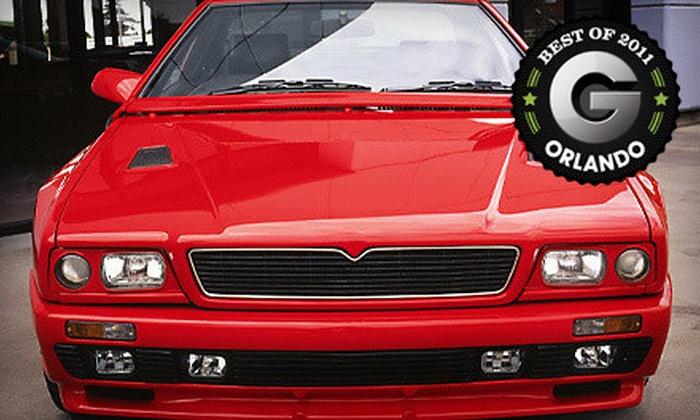 Gio's Mobile Auto Detailing - Fairview Shores: $59 for a Complete Mobile Detail from Gio's Mobile Auto Detailing ($120 Value)
