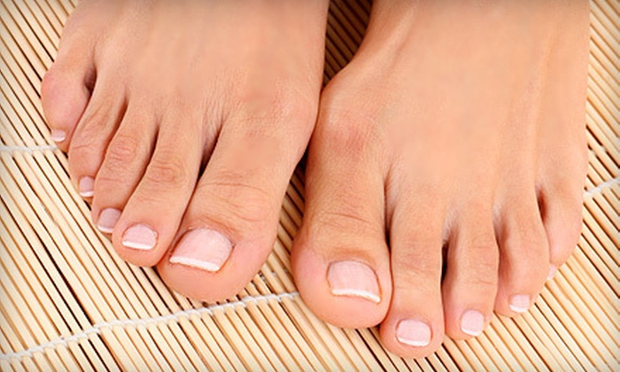 Integrative Foot and Ankle Centers of Washington - Integrative Foot and Ankle Centers of Washington: $275 for Laser Toenail-Fungus Treatment for Both Feet at Integrative Foot and Ankle Centers of Washington ($750 Value)