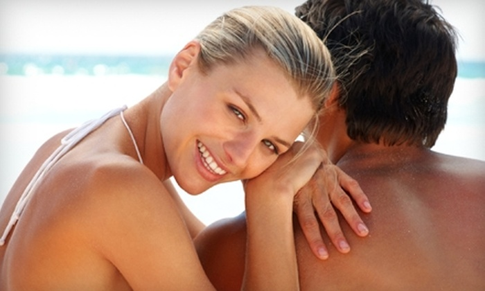 Sunsation - Sparks: $37 for Two Airbrush Tans or 10 Medium-Pressure Tans at Sunsation in Sparks