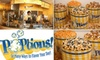 Poptions - San Jose: $15 for $30 Worth of Gourmet Popcorn and Half Off Shipping at POPtions!