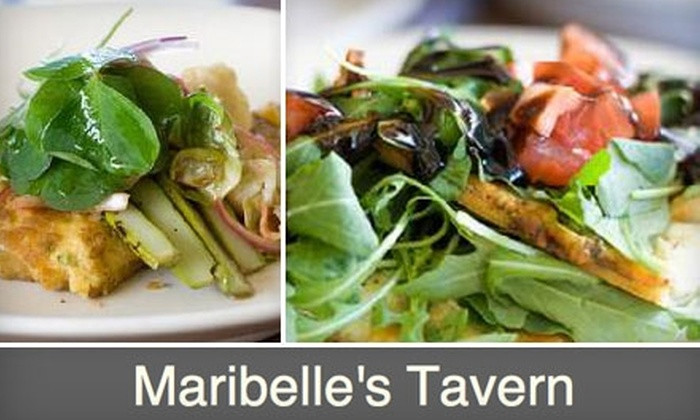 Maribelle's Tavern - East Walnut HIlls: $15 for $30 Worth of Drinks and Dining at Maribelle's Tavern