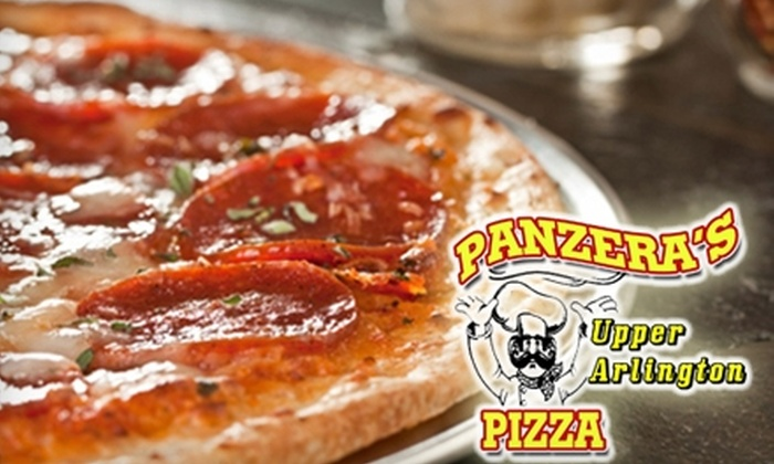 Panzera's Pizza - Riverside Park: $5 for $10 Worth of Pizza, Subs & More at Panzera's Pizza in Upper Arlington