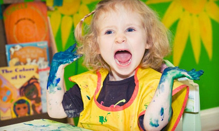 The Art Farm in the City - Upper East Side: 5 or 10 Drop-In Art and Play-Time Sessions for Kids at The Art Farm in the City (Up to 68% Off)