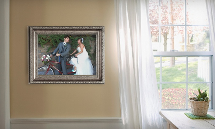 Hanging Tree Gallery & Frame Shoppe - Fairborn: $35 for $75 Toward Framing Services at Hanging Tree Gallery & Frame Shoppe