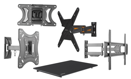 "Emerald Tilt, Fixed, or Full-Motion Wall Mounts for Most 10""-72"" TVs, DVD, or Blu-ray Players b8697e66-35bc-11e7-9c68-002590604002"