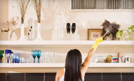 General Cleaning for 4 Rooms (a $100 value) - The Cleaning Pixies in