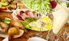 Dining Delicacies: Personalized Four-Course Appetizer-and-Dessert Party for Four or Eight from Dining Delicacies