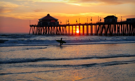 3-Night Stay for Two Adults and Up to Two Kids, Valid Sun.-Thurs. Through Jan. 31 - Shorebreak Hotel in Huntington Beach