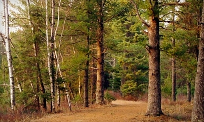 Hi-Pines Campground - Lincoln: $28 for a Two-Night Stay at the Hi-Pines Campground in Eagle River ($56 Value)