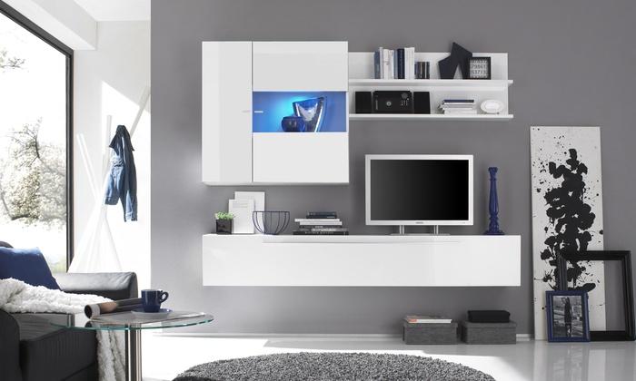 Parete da soggiorno o mobile TV | Groupon Goods