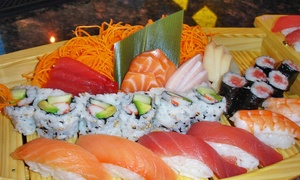 Red Bowl : $12 for $20 Worth of Chinese, Thai, and Japanese Cuisine for Dinner at Red Bowl