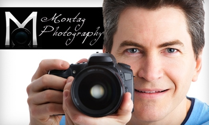 Montag Photorgraphy - Tulsa: $50 for Three-hour Beginner Photography Class at Montag Photography ($100 value)