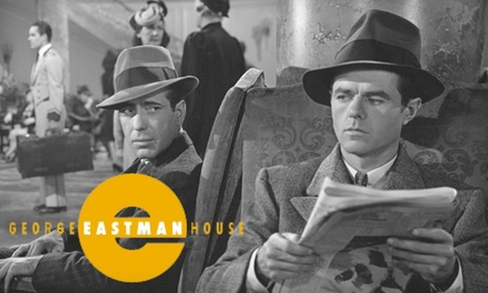 George Eastman House - East Avenue: $25 for 10 Individual Passes to The Dryden Theatre at George Eastman House ($55 Value)