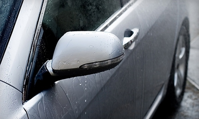 Wise Hand Car Wash and Detail - Schaumburg: $20 for Three Hand Car Washes at Wise Hand Car Wash and Detail in Schaumburg ($45 Value)