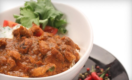 320 Robson St.: Curry-Bowl Meal for 2 (a $26.54 value) - Rasoee in
