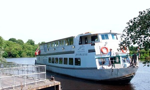 Princess River Cruises - Teesside: Princess River Cruise for Two or Four with Princess River Cruises (Up to 62% Off)